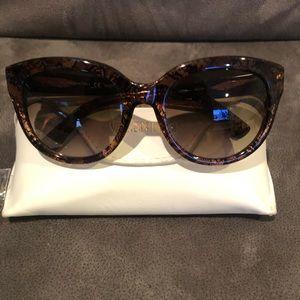 NWT Valentino Lace Sunglasses